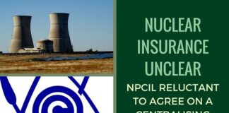 Indian nuclear insurance pool still in unclear waters