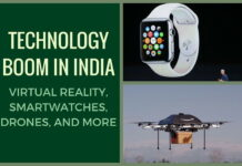 From internet.org to drones, India enters new technology era