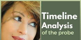 A look at the timeline of investigation of Sunanda's murder