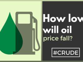 How low will Oil price go?
