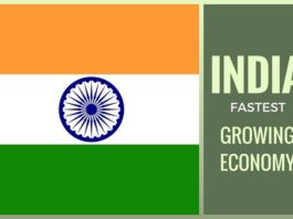 Despite 4 droughts, India is the fastest growing economy