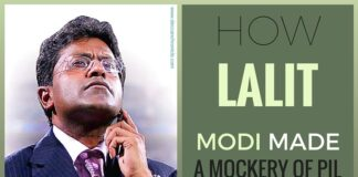 How he made a mockery of Public Interest Litigation(PIL) rules