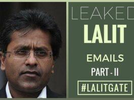 Gavaskar a money-minded man, says Lalit Modi in leaked emails (Part II)