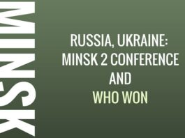 Minsk 2 conference and its fall out