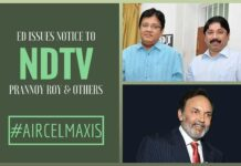Aircel-Maxis scam: Not a good 'news' for NDTV
