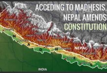 Nepal accedes to Madhesis, amends constitution