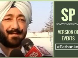 Why is Punjab SP version of events in #PathankotAttack not being accepted?