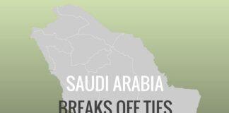 Riyadh cuts ties with Tehran after embassy attack