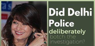 Sensational twist to Sunanda's death probe: Attempt was made to derail investigation