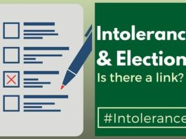 Intolerance and elections - is there a link?