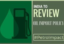 Oil import policy in review, Petroleum minister says