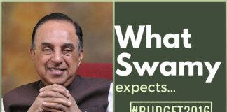 What Swamy expects to see in #Budget2016