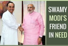 Is Swamy Modi's troubleshooter in chief?