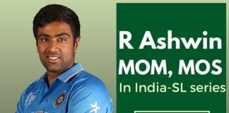 India remains #1 in T20, thanks to Man of the Match and Series, R Ashwin