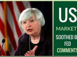 Despite Yellen's soothing comments US Stocks are in correction territory