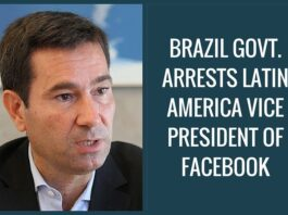 Facebook vice president