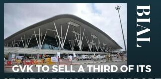 GVK selling 33 percent stake in Bangalore airport to Fairfax