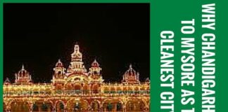 Mysore the cleanest city of India