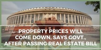 Real estate bill passed