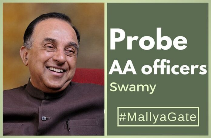 Swamy to ED: Probe Arthur Andersen officers