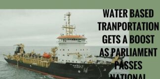 Water Based Transportation