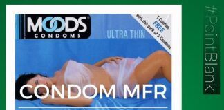 The Mfr. of Moods the condom also exported Iron Ore in the UPA govt!