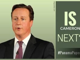 Will Cameron be the next political figure to go?