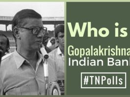 Indian Bank's tag line used to be - Your Bank. Did some TN politicians interpret it literally?