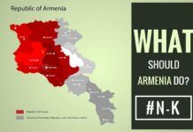 Armenia needs to look to solve its #N-K issue with its neighbor even as Pakistan, Turkey, Iran & Russia try to get behind Azerbaijan