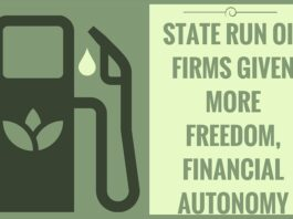 Oil firms will have more financial freedom from now on