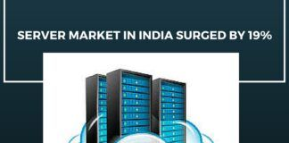 Indian server market surged 19.2 percent in 2015