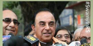Swamy enters Rajya Sabha - A preview of events to come
