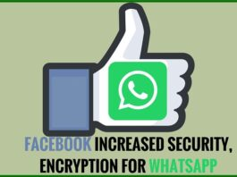 A full end-to-end encryption means that over one billion users of WhatsApp