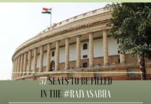 Of the 57 vacancies in Rajya Sabha, only a few may see contests