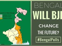 This election has BJP as a new player in the theater of Bengal politics.