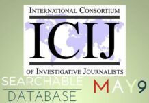 ICIJ to release a searchable database on May 9