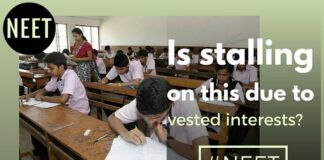 NEET: Is stalling on this due to vested interests?