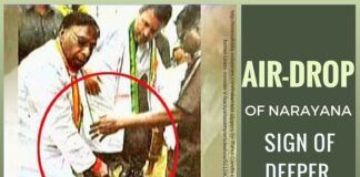 By air-dropping Narayanasamy, is Congress making a huge mistake?