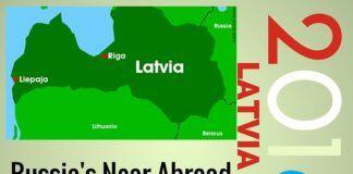 Russia's Near Abroad - Latvia