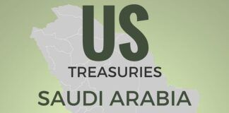Saudi Arabia has only $116 billion of US Treasury holdings