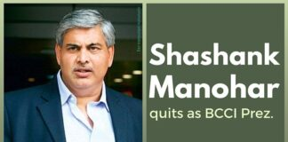 Did Shashank Manohar quit because some inconvenient truths may emerge in the Supreme Court?