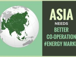 Asian countries are rich in energy resources