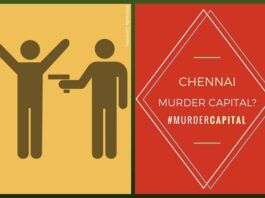 A rash of murders has Chennai residents on the edge