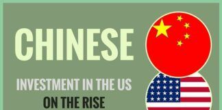 Chinese investment in the United States has moved beyond real estate