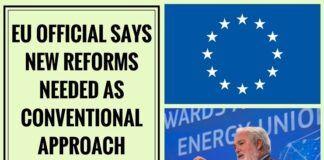 New reforms needed - EU