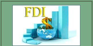 In terms of FDI outflows, Europe became the world's largest investing region