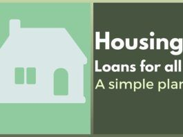 A simple, elegant plan to get housing loans for all