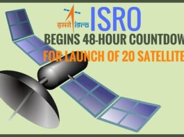 Highest number of satellites ever to be launched by ISRO