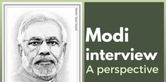 Who did Modi refer to as publicity seekers?