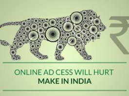 Tax on online ads run by foreign companies will hurt Startup India